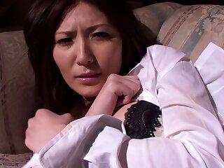 Yuna Shiina - Gangbang Categorical Corruptness Forward movement Parturition Darling