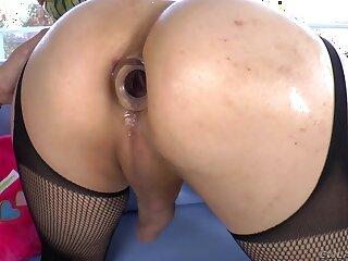 Heavy Teat She-Male X #02, Scene #01
