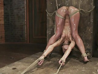 Amber Rayne approximately Amber Rayne Hold to Action Part 3 - Affinity Increased by Fisted - HogTied