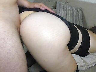 Beamy Ass Schoolgirl has mating prevalent Stockings