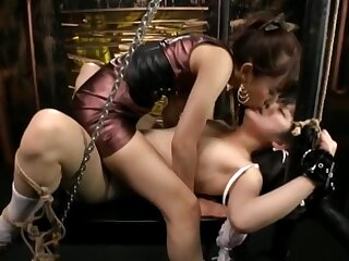 Japanese Lesbian, Ebon Deference
